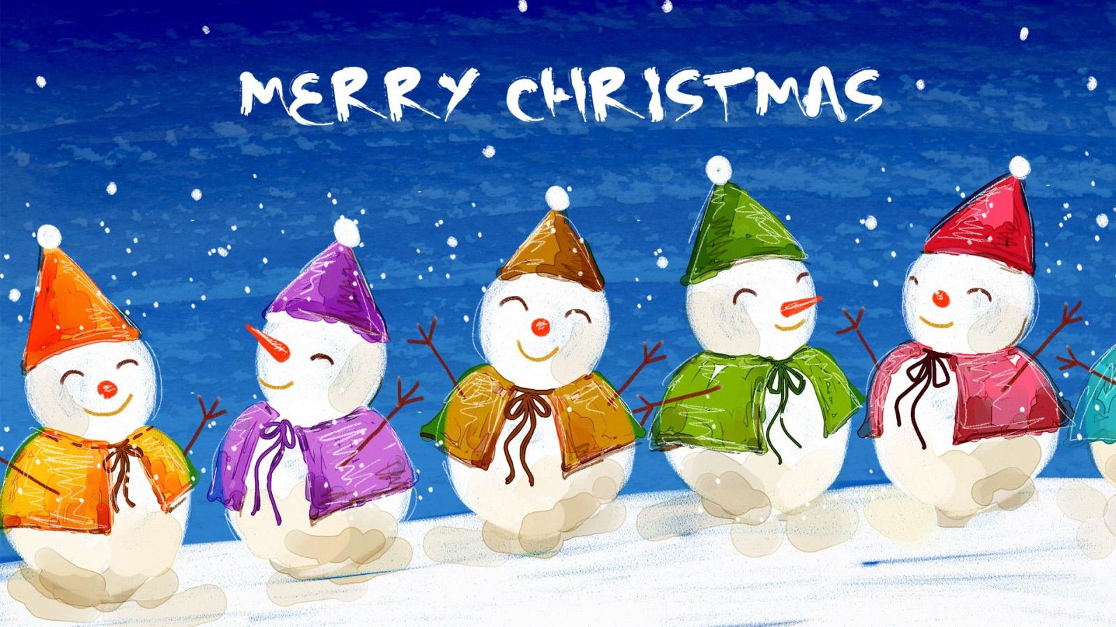 Happy Christmas!! – Mr Eoin McHugh – Third Class 2015