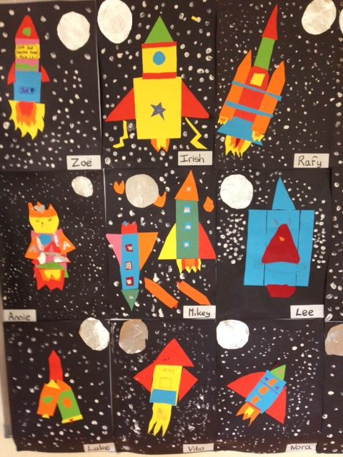 Shape And Space In Art : Reception « woolacombe school