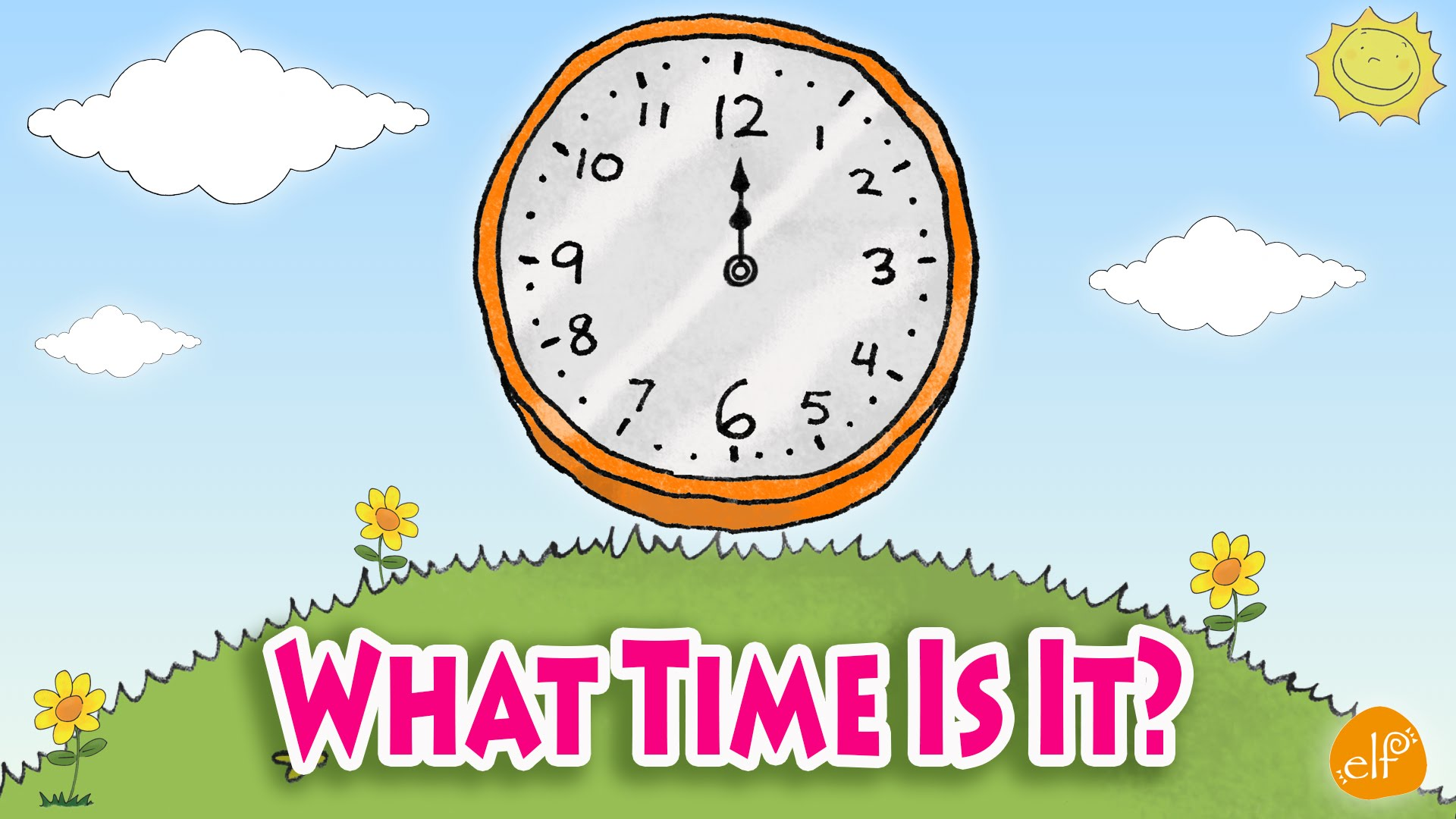 Tick Tock Time!
