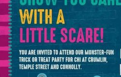 Trick or Treat for Temple Street!