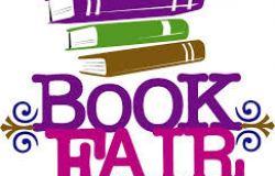 Book Fair - Tuesday 11th to Thursday 13th October
