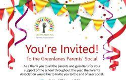 Greenlanes Parents' Social