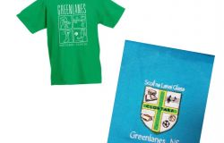 Greenlanes T-Shirts... Now Available