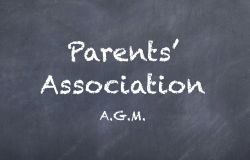 Greenlanes National School Parents' Association  Annual General Meeting
