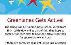 Active School Week 2019