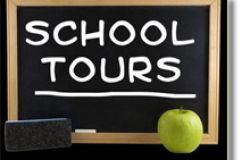 School Tours - Junior Infants to Fifth Class
