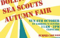 Dollymount Sea Scouts Autumn Fair